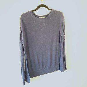 Navy Long Sleeve Sweater